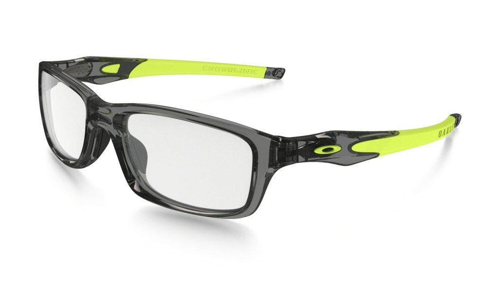 Oprawki OAKLEY CROSSLINK Grey Smoke/Retina Burn OX8030-02