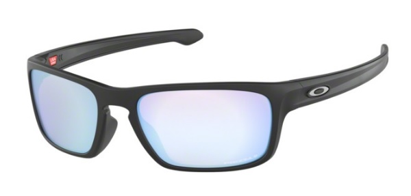 Okulary OAKLEY SLIVER STEALTH Matte Black / Prizm Deep H2O Polarized oo9408-07
