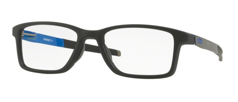 Oprawki OAKLEY GAUGE 7.1 Satin Black OX8112-04
