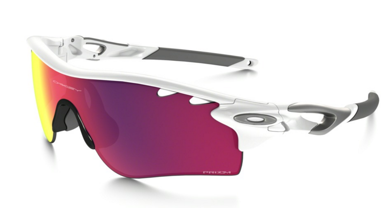Okulary OAKLEY RADARLOCK PATH Polished White / Prizm Road oo9181-40