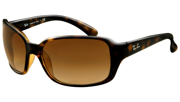 Okulary RAY BAN 4068 Shiny Avana / Faded Brown ORB4068-710/51
