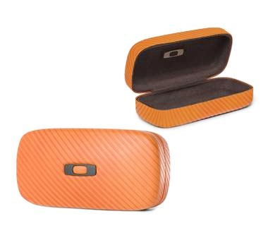 70802e50ed4d3 Etui OAKLEY SQUARE O PERSIMMON HARD CASE 07-583 - 1242