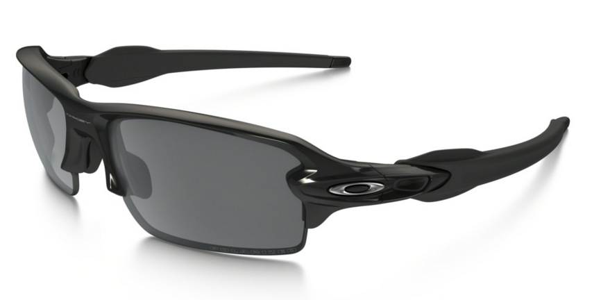 2e05c57f0d Okulary OAKLEY Flak 2.0 Polished Black   Black Iridium Polarized oo9295-07