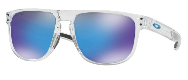 27b4f43bf1 Okulary OAKLEY HOLBROOK R Clear   Prizm Sapphire Iridium oo9377-04 ...
