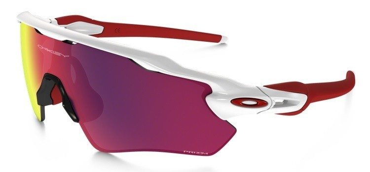Okulary OAKLEY RADAR EV PATH Polished White / Prizm Road oo9208-05